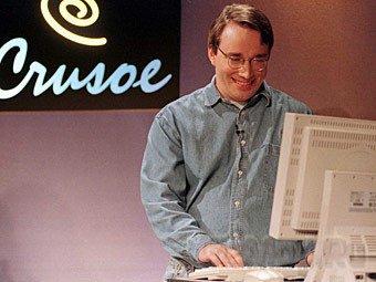 Премия тысячелетия досталась создателю Linux
