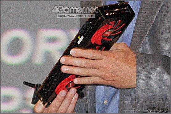 Двухчиповая Tahiti-видеокарта AMD FirePro W9000