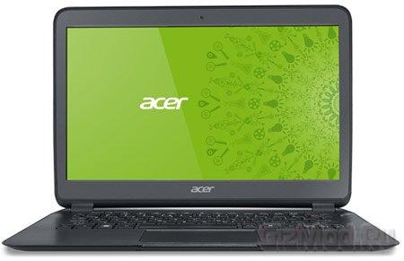 Ультрабук Acer Aspire S5 поступил в продажу