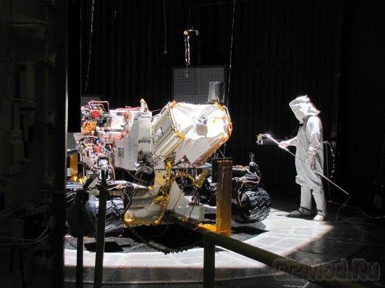 Спецы NASA облажались с новым марсоходом