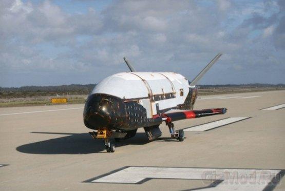 Секретный X-37B провел больше года на орбите