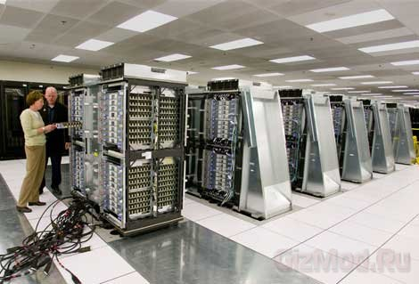Сменился лидер в TOP500 суперкомпьютеров
