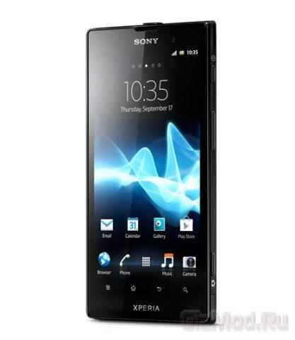 Xperia ion от Sony ожидается в России в августе