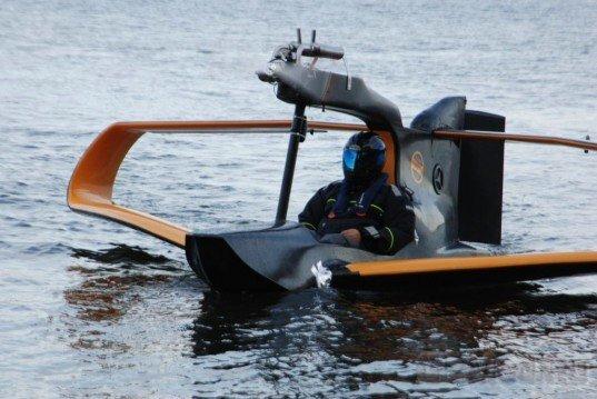 Электросамолет FlyNano проходит испытания