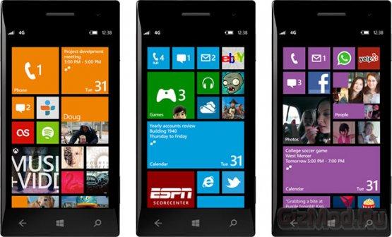 Официальный анонс Windows Phone 8