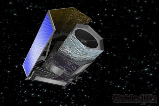 Телескоп для изучения темной Вселенной Euclid