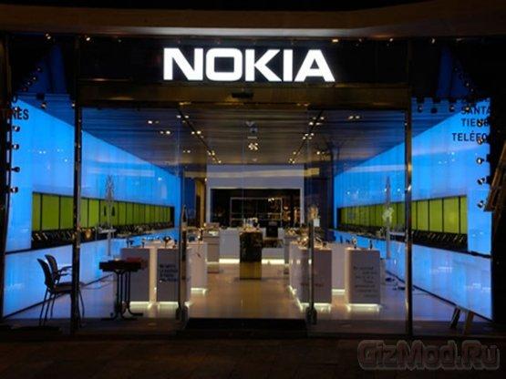 В России исчезнут брендовые магазины Nokia