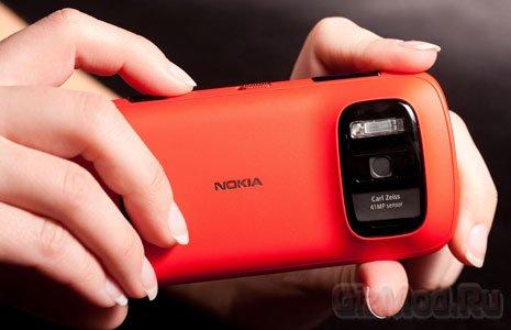 Nokia 808 PureView в России