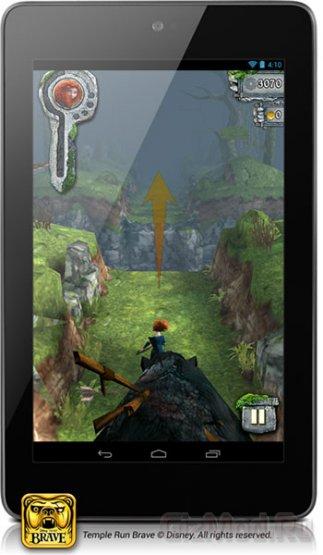 Google Nexus 7 на базе Android 4.1 официально