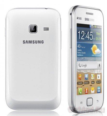 Samsung GALAXY Ace DUOS в российских магазинах