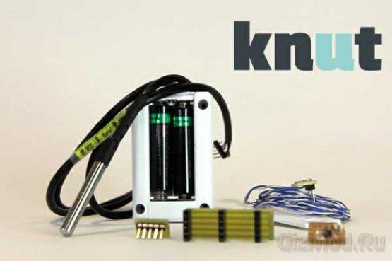 Knut - многофункциональный мониторинг-девайс