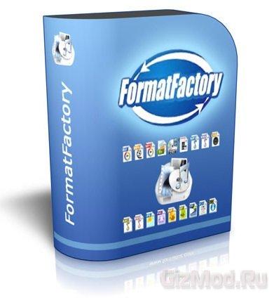 Format Factory 3.3.3.0 - мультиформатный конвертор