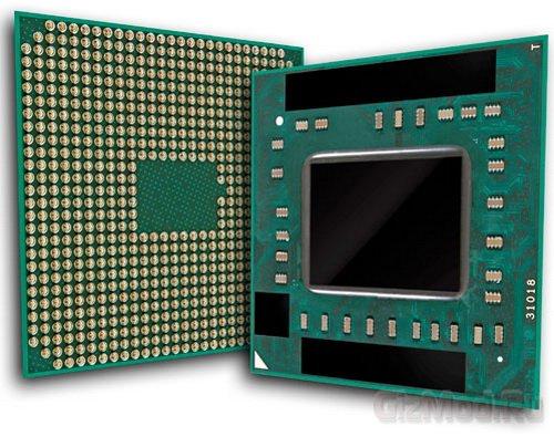 AMD Trinity A6 5400K - подробности