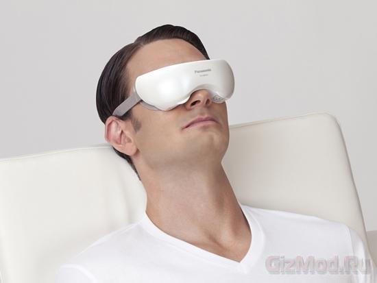 Panasonic Este снимет напряжение с глаз