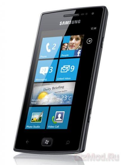 Стартовали продажи Samsung Omnia M в России
