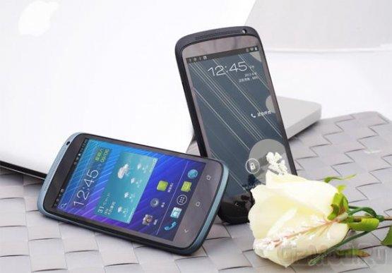 Goophone X1 - китайский вариант смартфона HTC One S