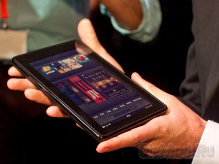 Kindle Fire 2 рассекречен