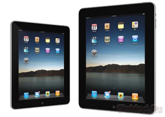 Выход iPad Mini планируется в октябре