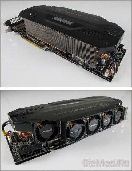 Массивная разогнанная Radeon HD 7970 SOC