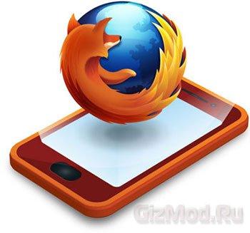 Прототип смартфона на базе Firefox OS