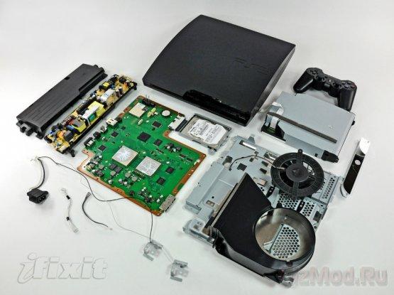 Sony готовит мини PS3