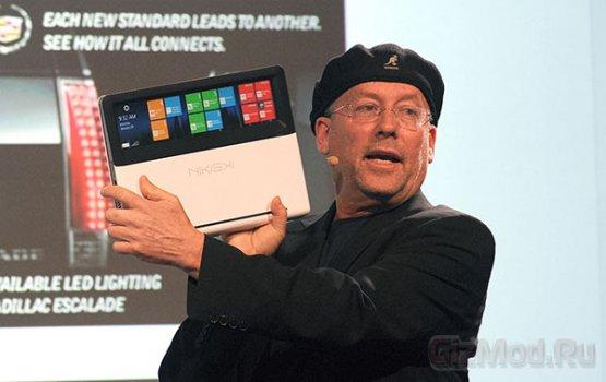 3D-экраны, сенсоры и HD-интерфейсы в ультрабуках