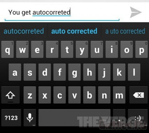 Пристальный взгляд на Android 4.1 Jelly Bean