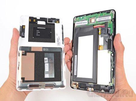 Стоковая стоимость Google Nexus 7 равна $152