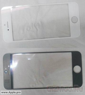 iPhone 5 может получить экран со встроенным сенсором