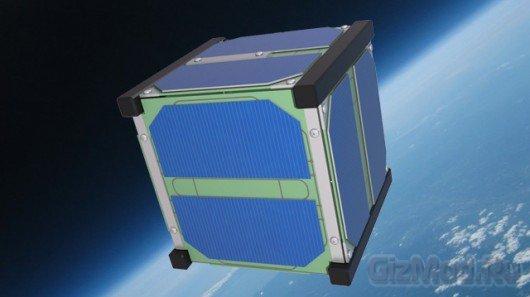 Социальная космическая миссия SkyCube
