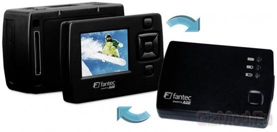 Видеокамера FANTEC BeastVision HD для экстремалов