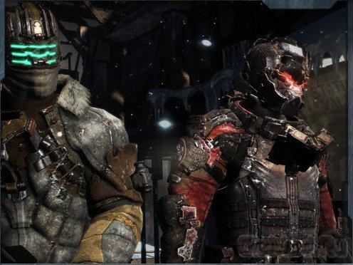 Кооперативный режим в Dead Space 3