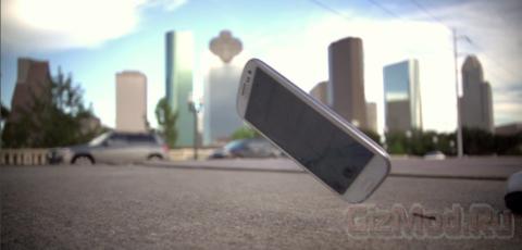 Дроп-тест Samsung Galaxy S III