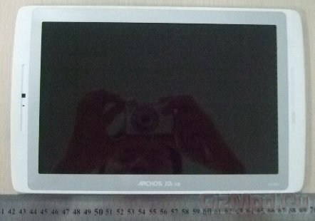 Планшет Archos G10 xs попал в Сеть