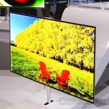 OLED-дисплей Samsung высокой четкости