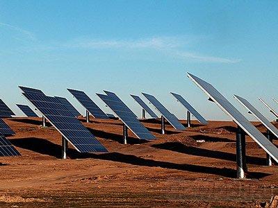 Пополнение в рядах солнечных электростанций США