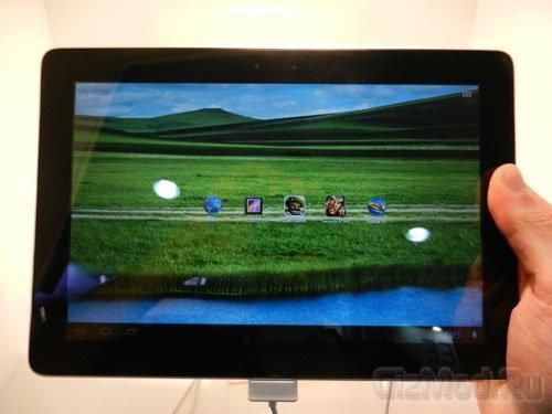 Huawei MediaPad 10 FHD в России и Китае