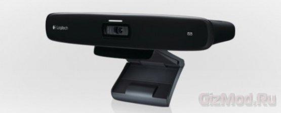 Камера Logitech со встроенным Skype