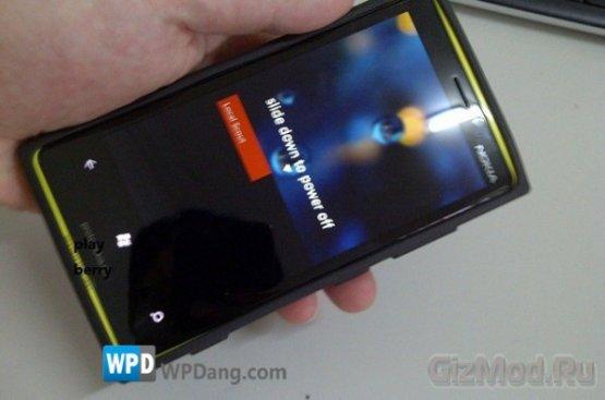 Еще один претендент в смартфоны на Windows Phone 8