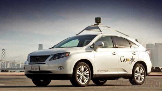 Беспилотники Google накатали пол миллиона километров