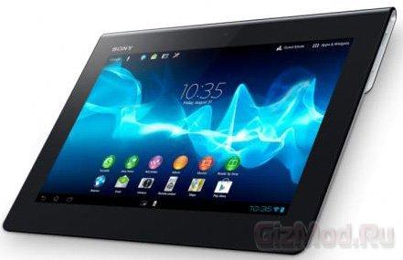 Sony Xperia Tablet на качественных фото