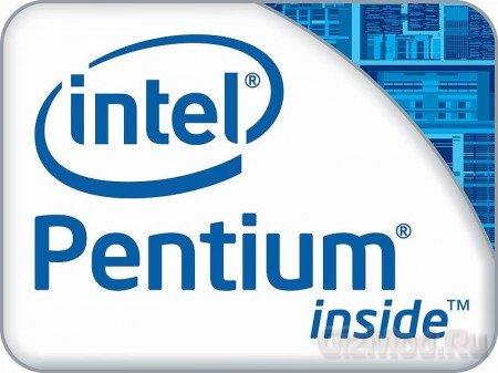 Intel показала двухъядерный CPU Pentium 1405