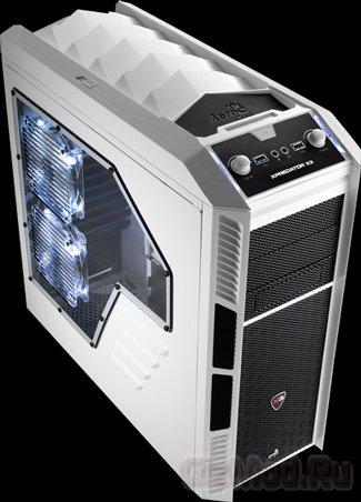 AeroCool готовит две модели компьютерных корпусов