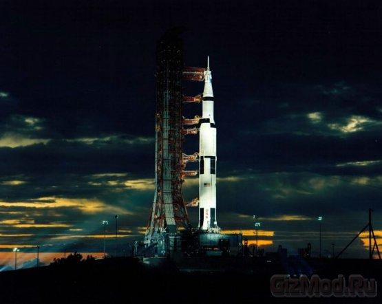 Россия может построить ракету для полетов к Луне