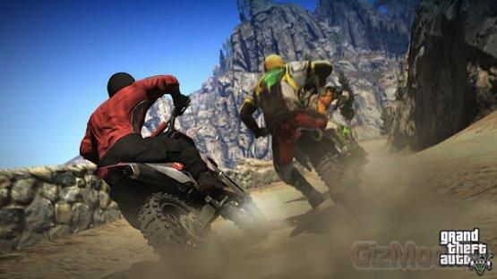 Grand Theft Auto V - порция новых скриншотов