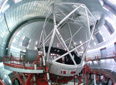 Китай запустит самые большие телескопы в мире