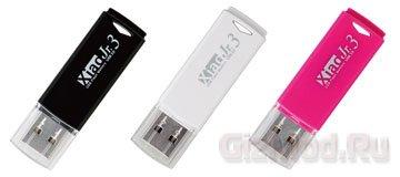 Флешки Princeton Xiao Jr.3 с поддержкой USB 3.0