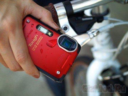 Прочная цифровая камера Olympus Stylus TG-625