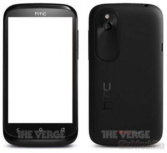 Фото HTC Proto утекли в сеть