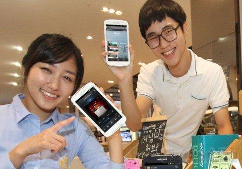 Galaxy Player 5.8 - пополнение в рядах плееров Samsung